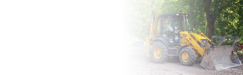 Nově zajišťujeme i zemní práce